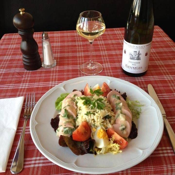 La Grande Vitesse - Restaurant Strasbourg