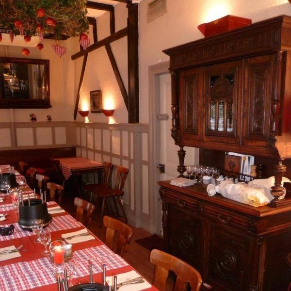 Le Restaurant - La Grande Vitesse - Strasbourg
